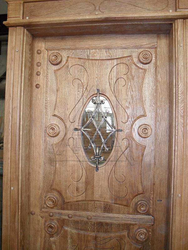 Межкомнатные и входные двери из массива дерева (дуб, ясень